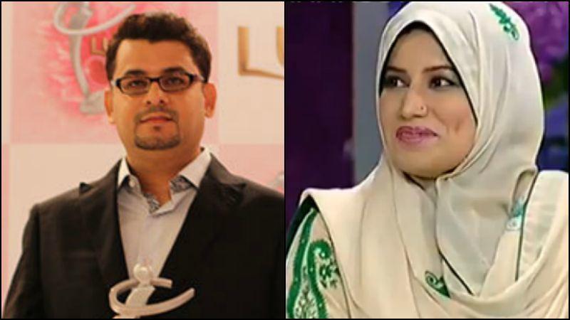 Farhat Ishtiaq and Haseeb Hassan talk Diyar-e-Dil