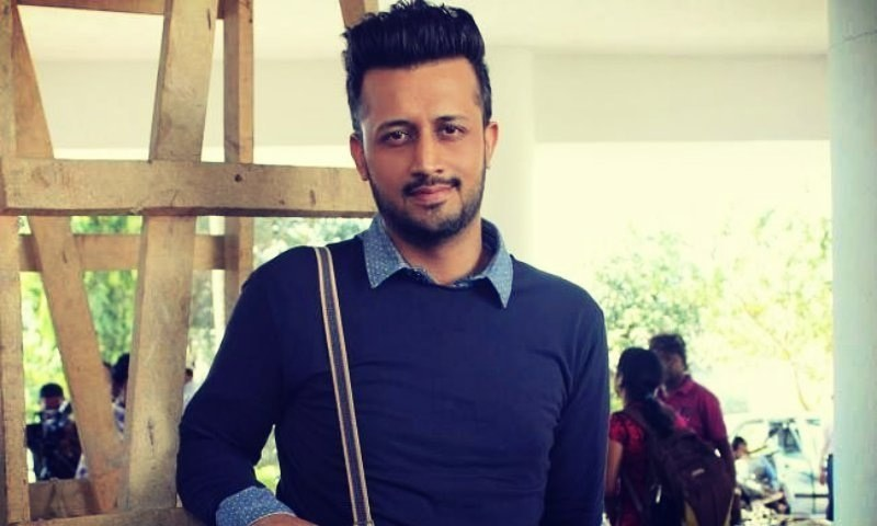 Image result for atif aslam new look