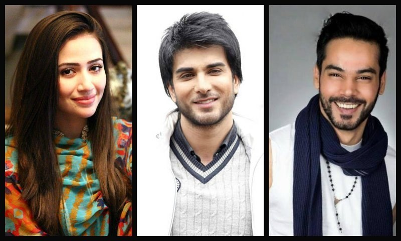 Imran Abbas's new drama will also feature two superstars