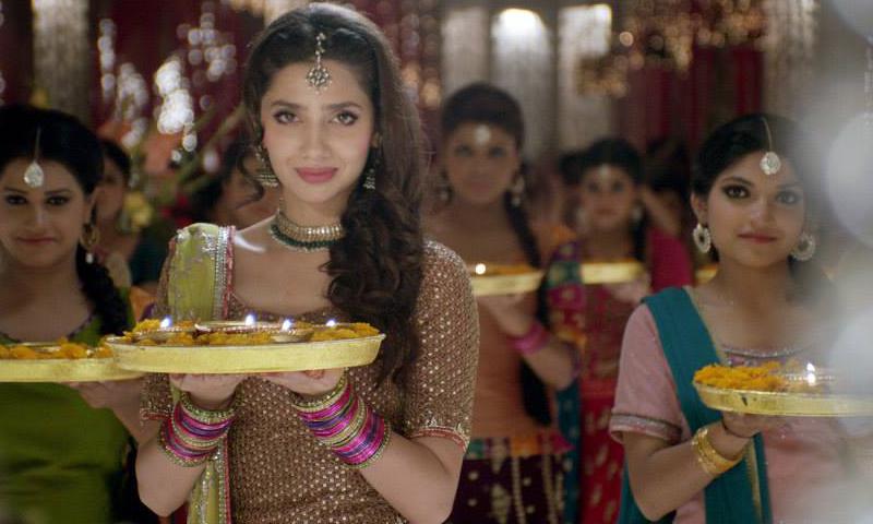 Bin Roye: Mahira Khan's love for film