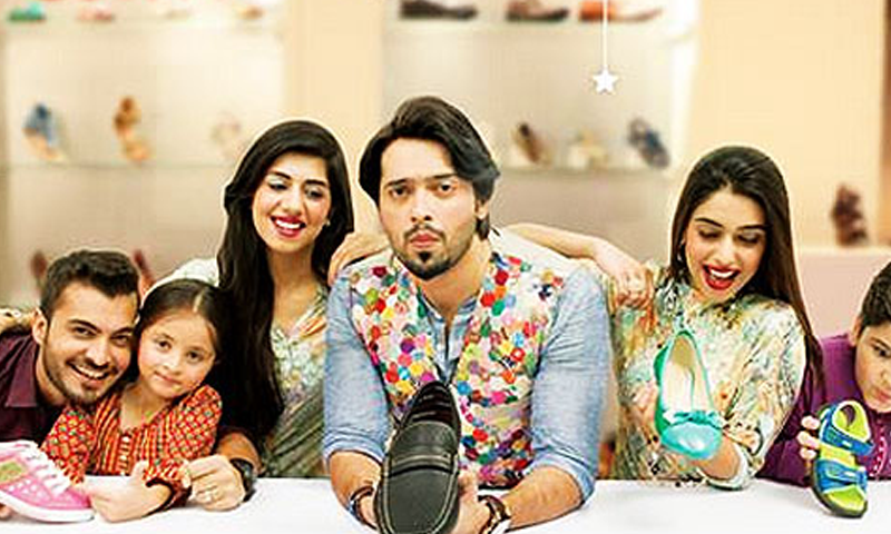 Fahad Mustafa replaces Fawad Khan in Servis Shoes Eid TVC