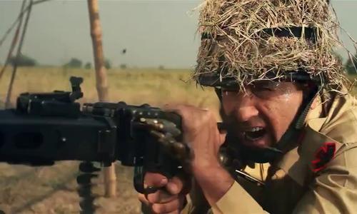 The first trailer of Saya-e-Khuda-e Zuljalal is full of patriotism