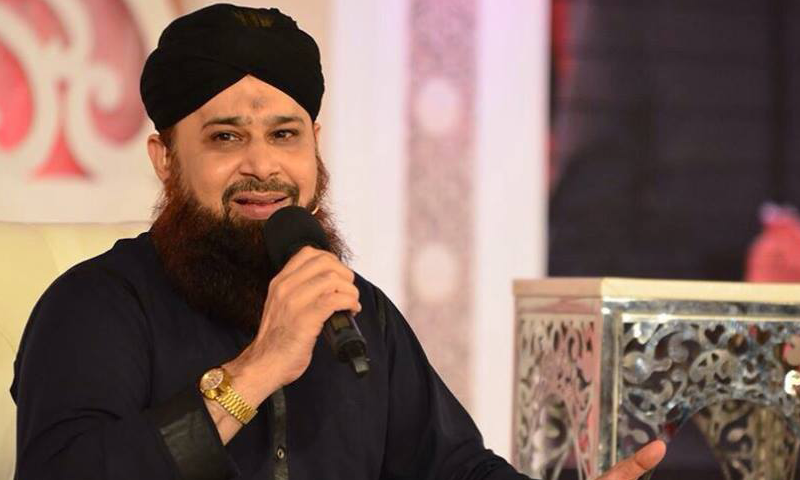 Owais Raza Qadri in TV One Ramadan transmission