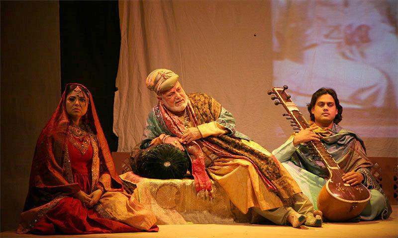 Ajoka Theatre is heading to destination 'India'