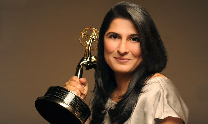 In conversation with Sharmeen Obaid Chinoy