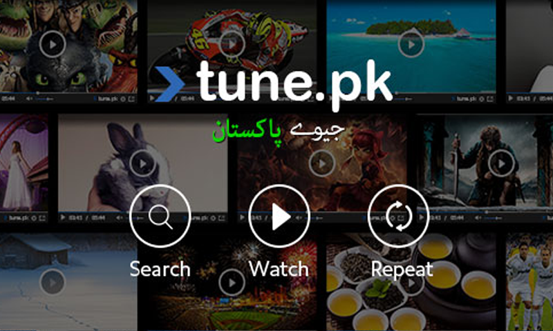 'Tune.pk' introduces new features on its portal