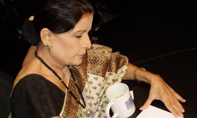 Zubaida Aapa fights dengue
