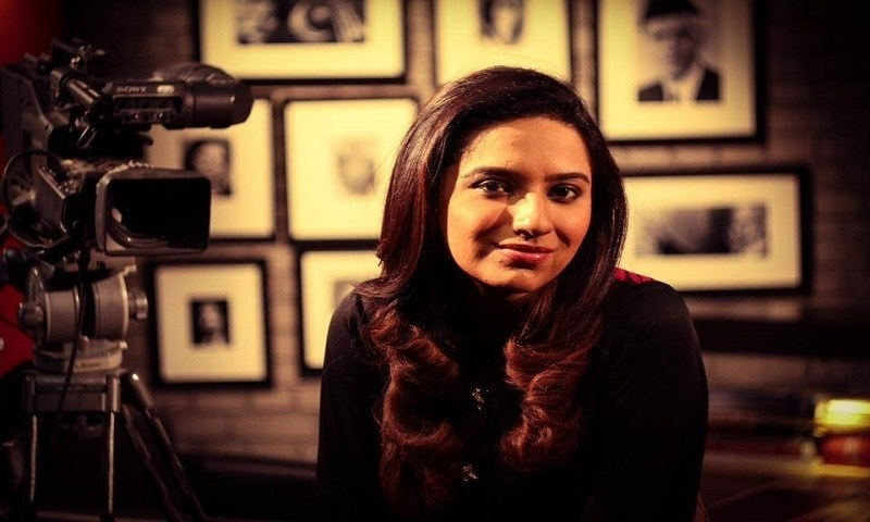 Maria Memon and her journey to News @3