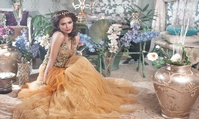 Designer Mariyam D. Rizwan launches her first outlet in Karachi ...