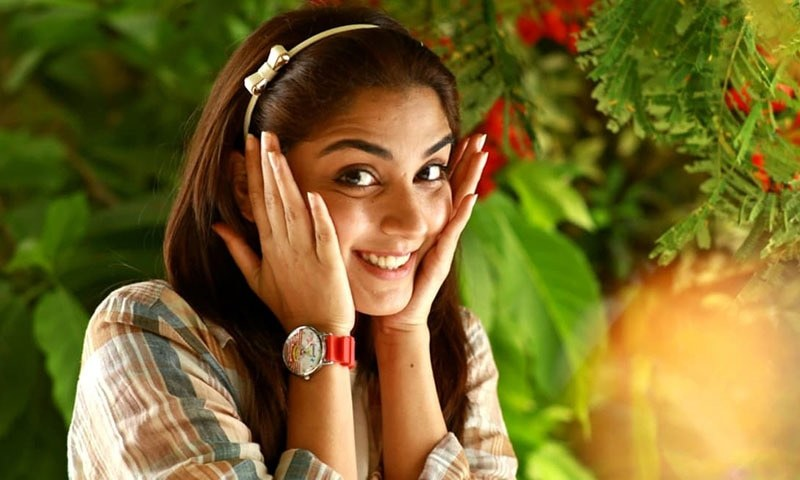 My look in 'Tera Gham Aur Hum' will create magic on screen: Maya Ali