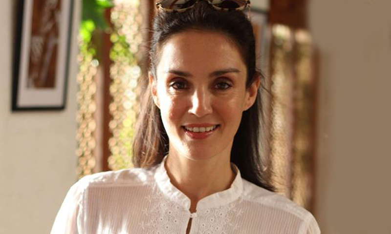 My looks are European but my mind is Pakistani: Sonya Jehan