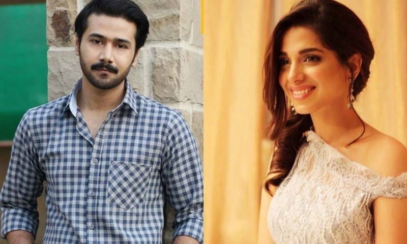Ali Abbas and Sonya Hussain to appear in serial 'Kisay Chahoon'
