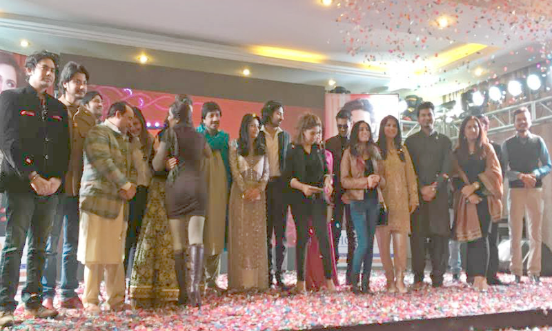 Music launch of movie 'Ishq Positive' was a fun-filled event