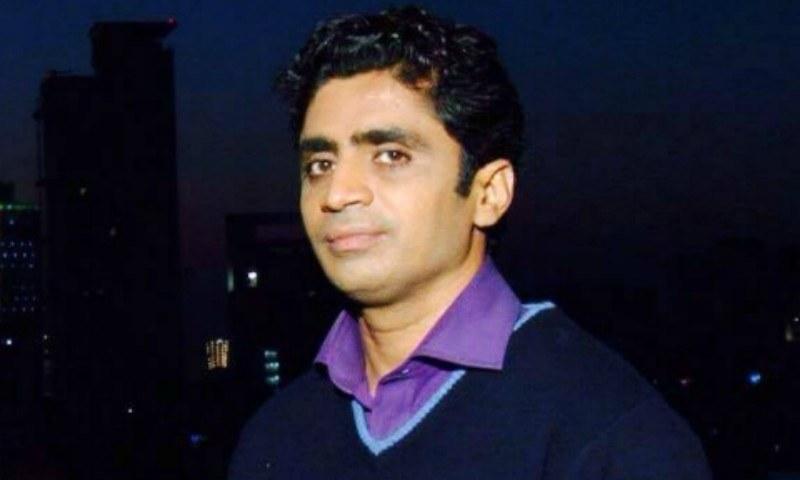 Zahid Gishkori left Express Tribune to join Geo