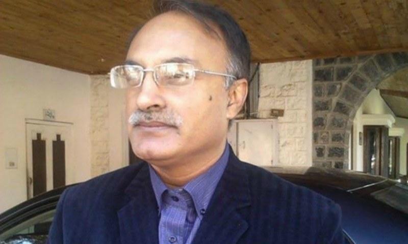 Amjad Aziz Malik to run for elections in Asian Sports Writers Association