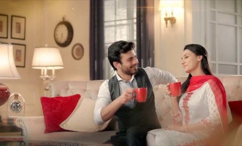 Tapal's 'Fawad Khan TVC' goes viral...maybe not the way they wanted