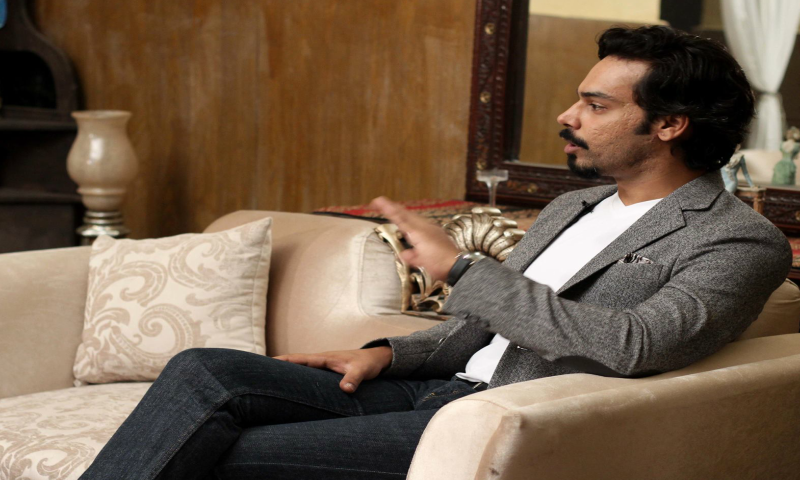 Gohar Rasheed as Mikail in HUM TV's upcoming 'Mann Mayal'