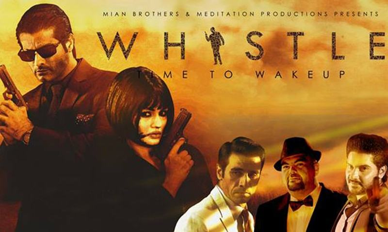 Get ready for 'Whistle' - a film on drug trafficking