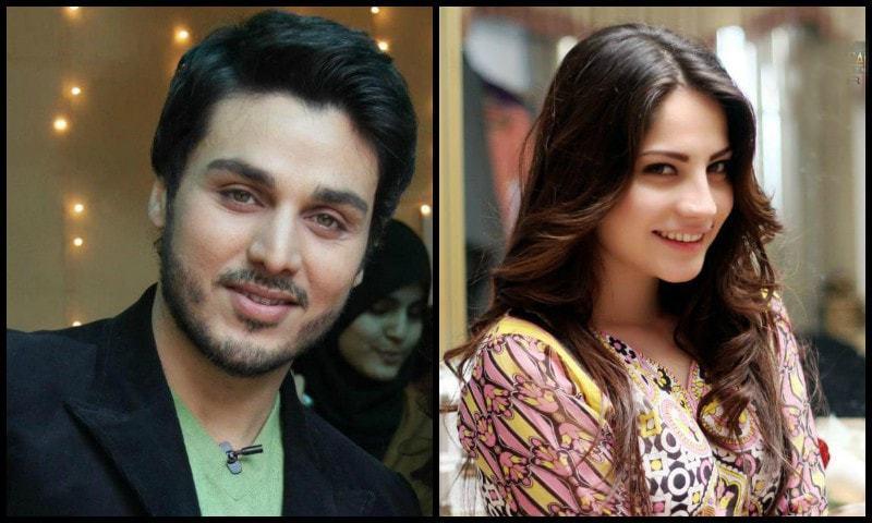 Ahsan Khan and Neelam Muneer pair up for Mohsin Ali's directorial debut!