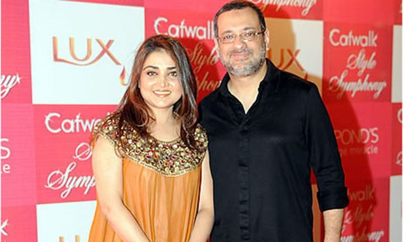 HIP for each other: Huma Adnan and Amir Adnan