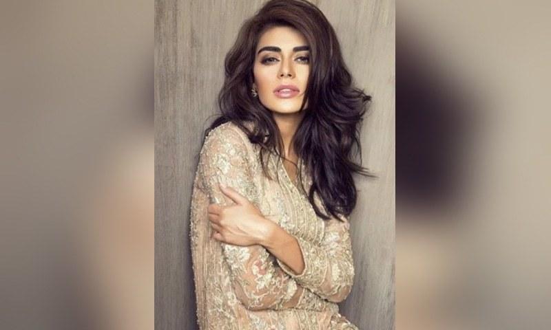 Supermodel, Sadaf Kanwal all set for her debut film, 'Balu Mahi'