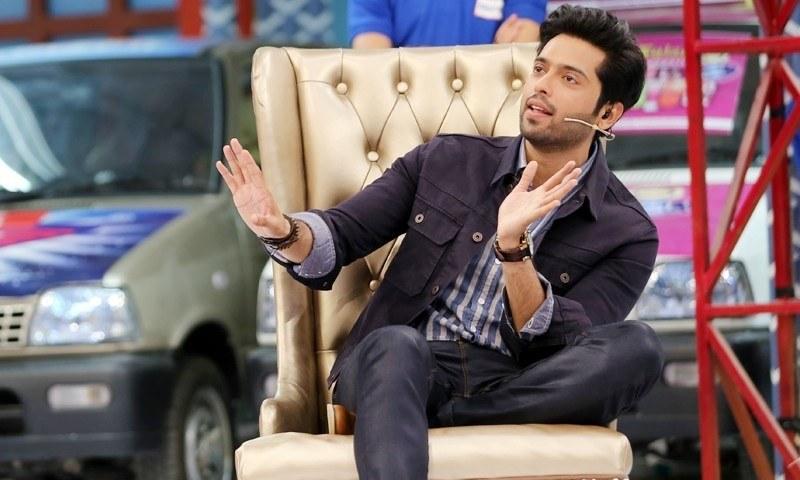 Fahad Mustafa to host 'ARY Film Awards' in Dubai March 10th