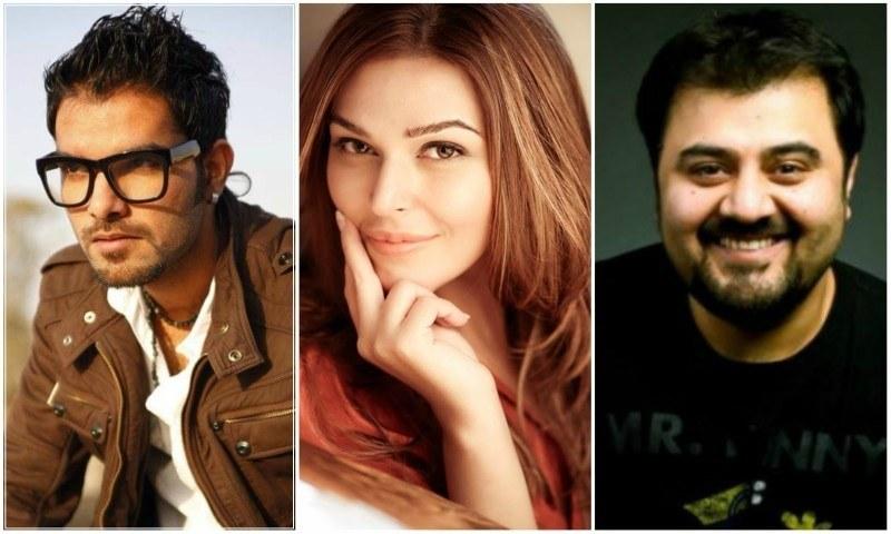 Yasir Hussain, Sana Bucha, and Ahmad Ali Butt all set for AFAs!