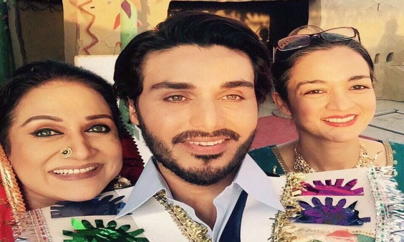 Ahsan Khan to play the antagonist in Farhat Ishtiaq's 'Udaari'