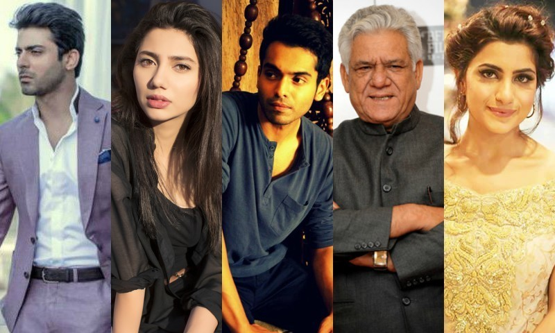 12 Pak-India actors living the 'border-less' life!