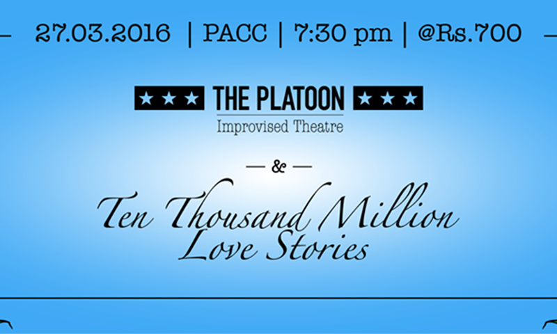 The Platoon introduces first of its kind improv show in Pakistan
