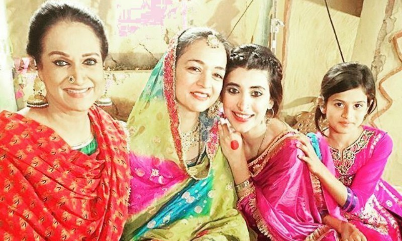 'Udaari' replaces 'Gul-e-Rana' on Hum TV