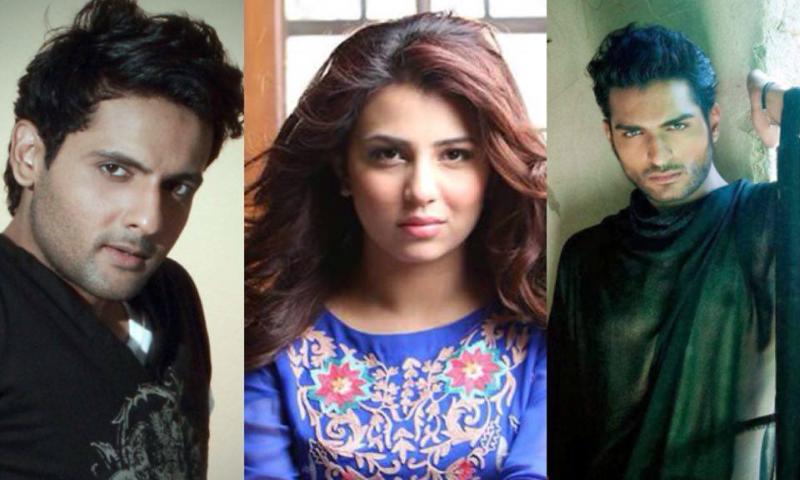 Omer Shahzad signs Jawad Bashir's 'Teri Meri Love Story'