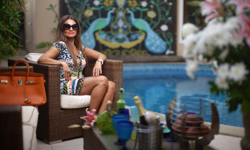 Frieha Altaf is all set for her big screen debut(s)