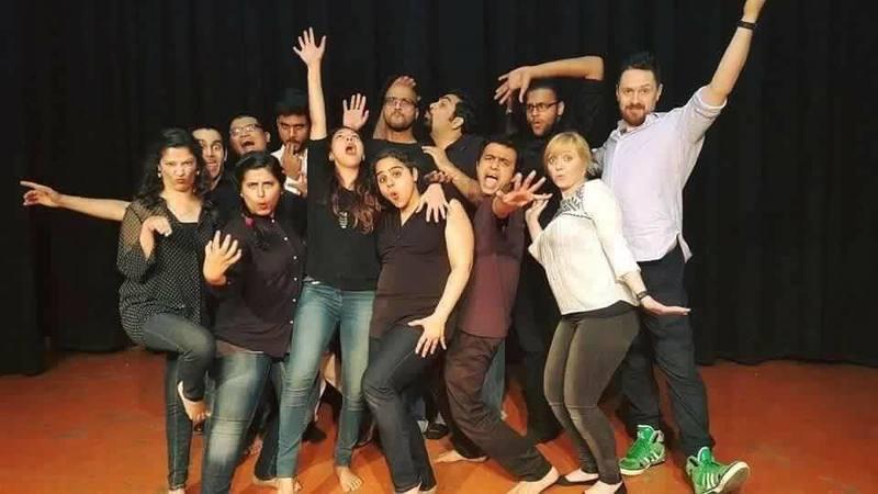 Karachi's new love affair with Improv Theatre