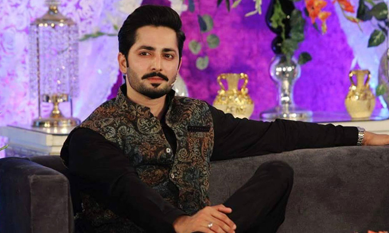 Danish Taimoor no longer part of Irfan Malik's film