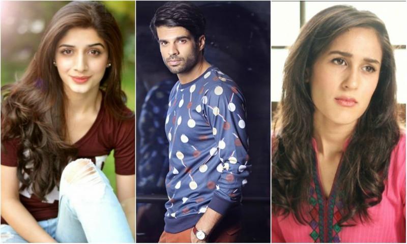 Adnan Malik, Mawra Hocane & Mira Sethi gear up for 'Gypsy'