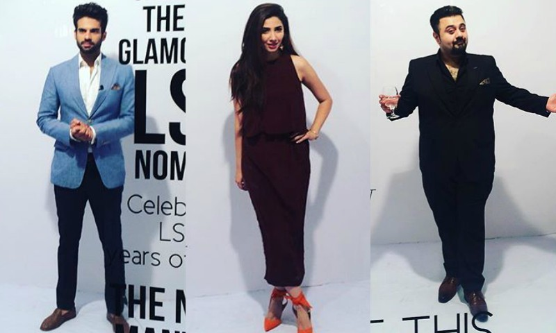 And the nominees for Lux Style Awards 2016 are...