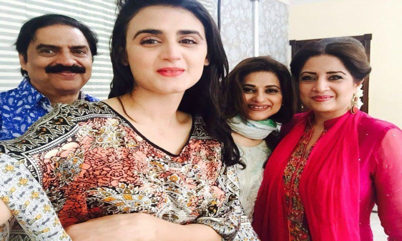 Atiqa Odho is ready to shine in Chaman Ara this Eid-ul-Fitr