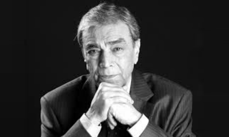 Zia Mohyeddin approached for Arts Council Theater Festival