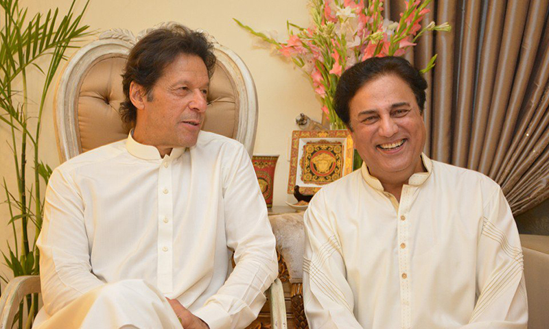 Pin By Ayesha Imran On New Arrival: TV Host Naeem Bokhari Joins PTI