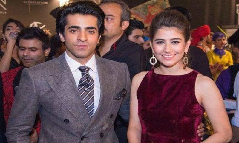Sheheryar Munawar & Syra Shahroz pair up for Project Ghazi!