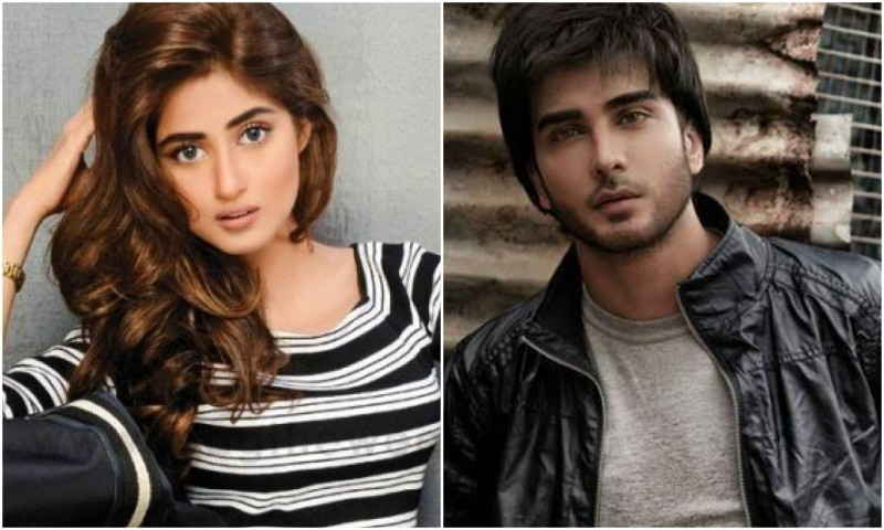 Imran Abbas and Sajal Aly come together for Khalil Ur Rehman Qamar's next