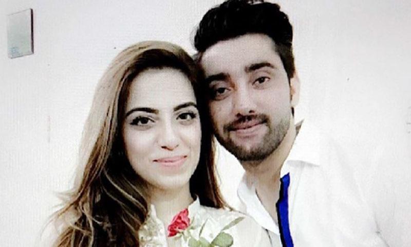 Amanat Ali gets engaged to Sarah Manzoor