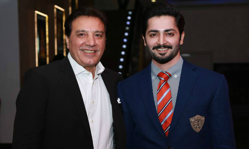 Exclusive: Danish Taimoor signs Javed Sheikh's film Wujood