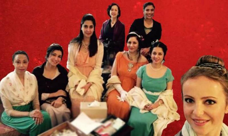 Jane Austen reader's club in Pakistan grows exponentially