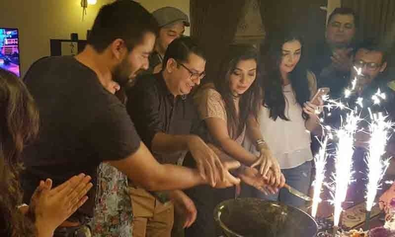 In Pictures: Mann Mayal and Diyar-e-Dil's team celebrates success