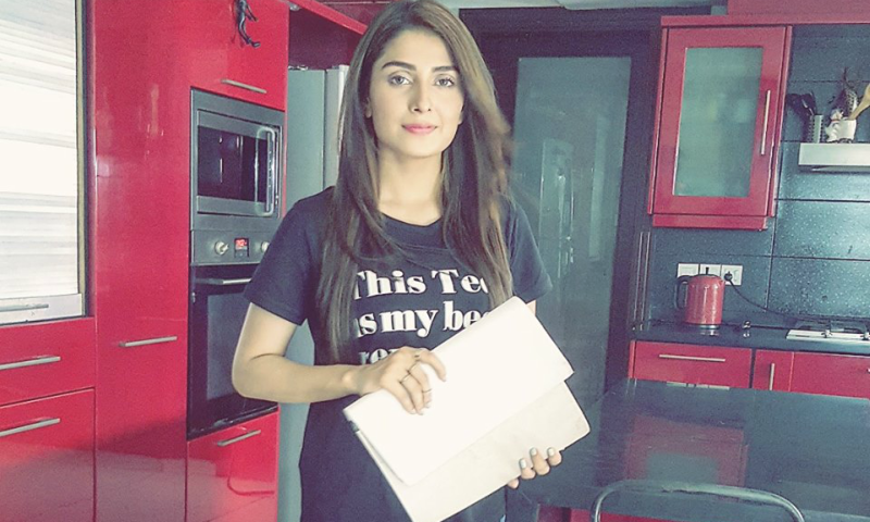 HIP Exclusive: Ayeza Khan to play aspiring actress in serial, Shehrnaz