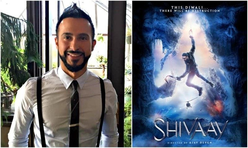 Ali Kazmi no longer a part of Ajay Devgan's Shivaay?