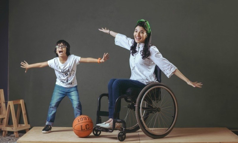Azadi Special: Muniba Mazari tells us how to live a good life ...