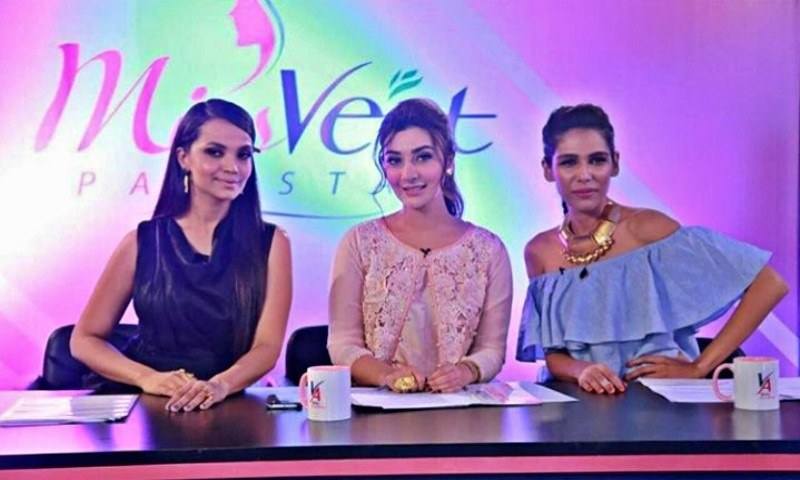 The Islamabad auditions wrap up the first round for  Miss Veet Pakistan 2016
